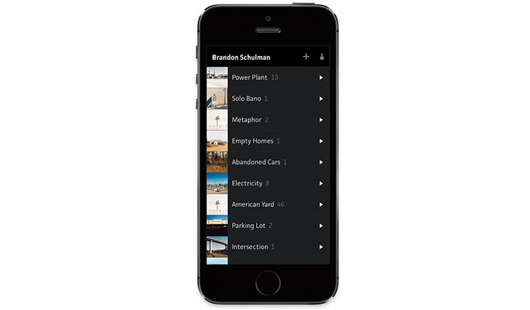 Viewbook for iPhone